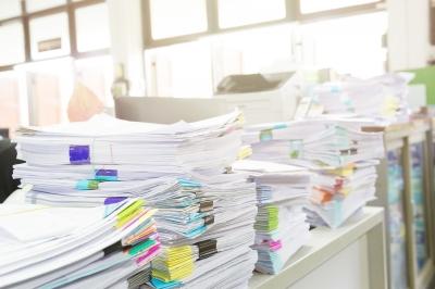 Победа над бумажными документами в Россотрудничестве.
